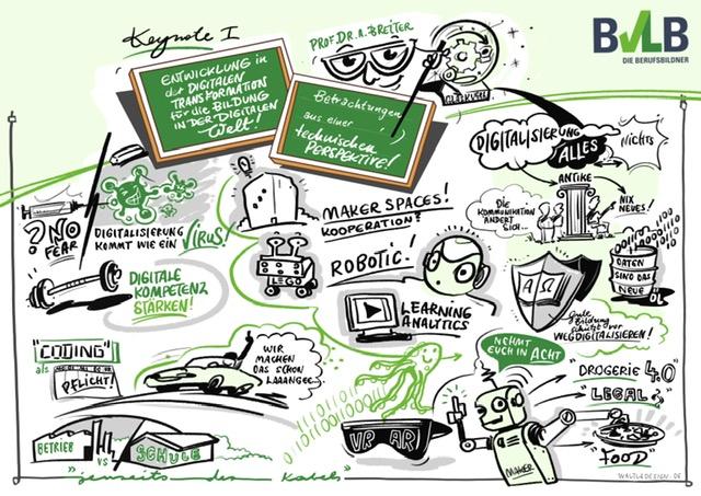 """Digitalisierung der beruflichen Bildung """"Jenseits des Kabels"""""""