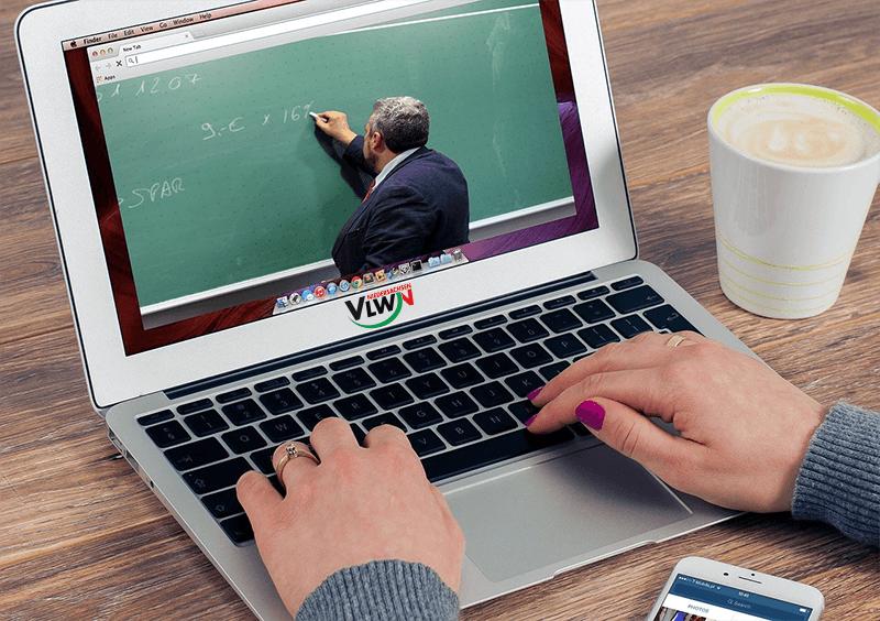 Wenn Online-Unterricht zum Glücksfall wird