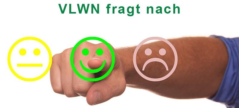 VLWN fragt nach – 745 Mitglieder antworten